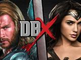 Thor vs Wonder Woman