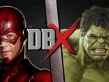 Flash vs Hulk