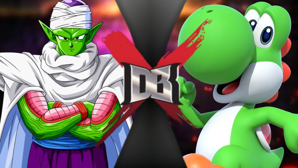 piccolo vs yoshi  dbx fanon wikia  fandom