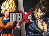 Goku vs Kenshiro