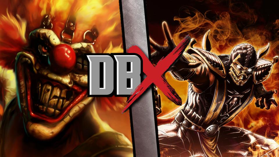 Scorpion vs  Sweet Tooth | DBX Fanon Wikia | FANDOM powered