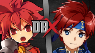 DBX - Elsword VS Roy 3
