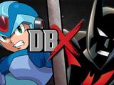 Mega Man X vs Batman Beyond