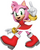 Amy Rose (Sonic Boom) VS The Animatronics