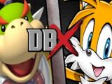 Bowser Jr vs Tails