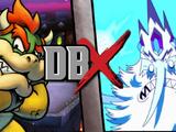 Bowser vs Ice King