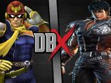 Captain Falcon VS Kenshiro