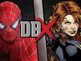 Spiderman vs Poison Ivy