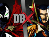 Spawn vs Doctor Strange