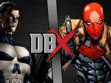 Punisher VS Red Hood