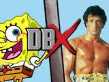 Spongebob VS Rocky