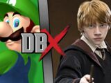 Ron Weasley vs Luigi