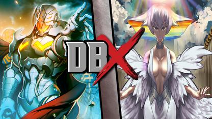 DBX Ultron vs Ragyo Kiryuin