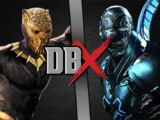 Golden Jaguar vs Blue Beetle