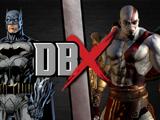 Batman vs Kratos