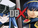 Esdeath vs Marth