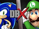 Sonic vs Luigi