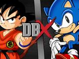 Kid Goku VS Classic Sonic