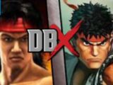 Liu Kang VS Ryu