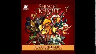Strike the Earth! Shovel Knight Arranged Soundtrack - Jake Kaufman - 16 The Science Wizard