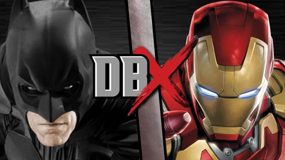 Batman vs Ironman | DBX Fanon Wikia | FANDOM powered by Wikia