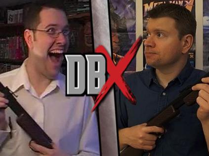 AVGN vs Irate Gamer