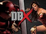 Wonder Woman vs Juggernaut