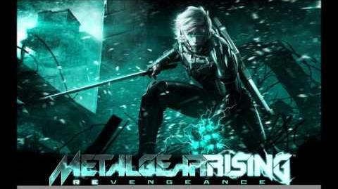 MetalGear Rising- Revengeance OST-3 (Virtual Reality- Low Key Version)