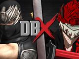 Ryu Hayabusa vs Adam Taurus