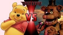 Freddy Fazbear VS Winnie the Pooh Thumbnail