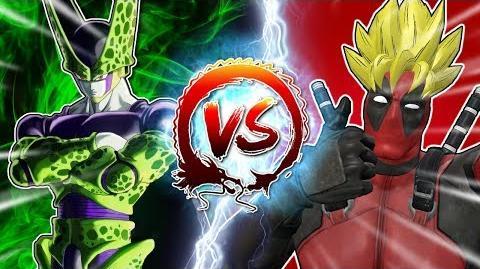 Deadpool VS Cell DBX edition