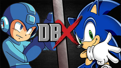 DBX - Mega Man VS Sonic