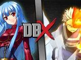 Kula Diamond vs Shoto Todoroki