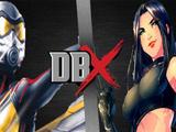 Wasp vs X-23