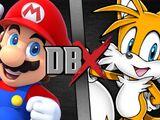 Mario Vs Tails