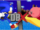 Kirby vs Sonic