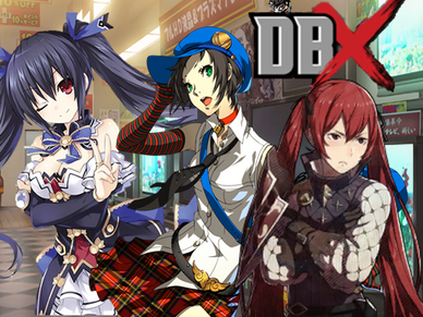 DBX Render Waifu Wars