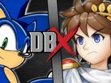 Sonic vs Pit