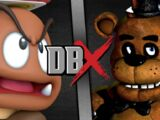 Goomba VS Freddy Fazbear