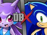 Lilac VS Sonic