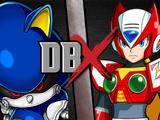 Metal Sonic vs Zero