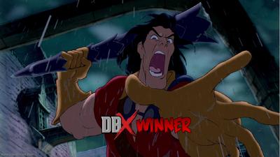 Gaston wins dbx