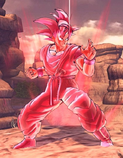 Kaioken | Dragon Ball Xenoverse 2 Wiki | FANDOM powered by Wikia