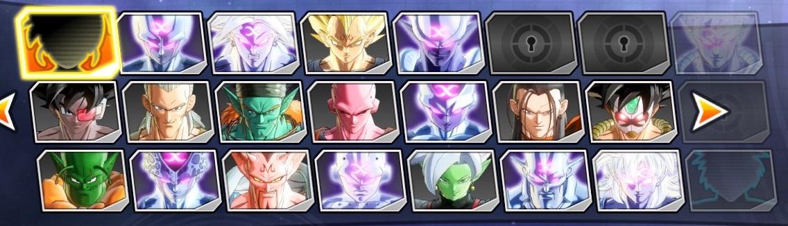 Crystal Raid Battle | Dragon Ball Xenoverse 2 Wiki | FANDOM