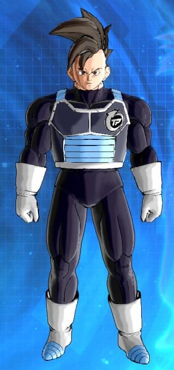 Saiyan Male Dragon Ball Xenoverse 2 Wiki Fandom