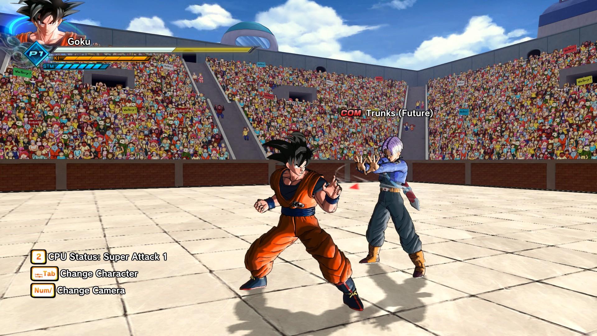 Photo Mode | Dragon Ball Xenoverse 2 Wiki | FANDOM powered