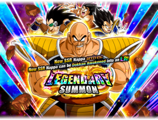 LR Nappa Summon