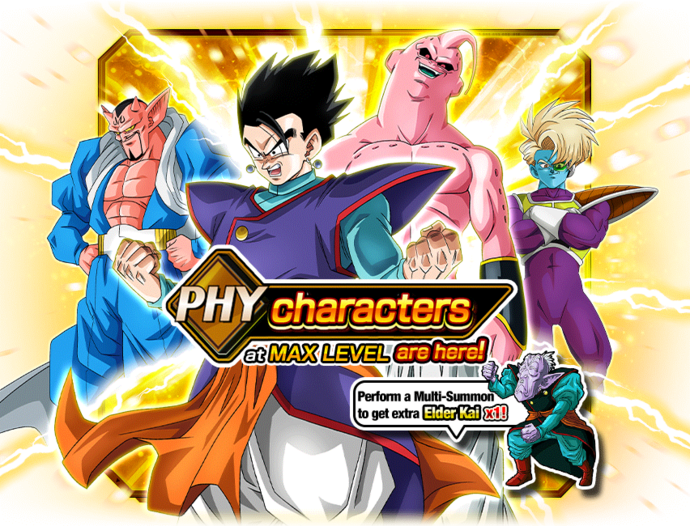 PHY Character Summon