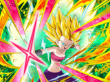 Boundless Potential Super Saiyan 2 Caulifla