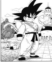 Goku kid chap 154
